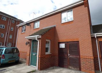 Thumbnail 2 bed flat for sale in Norris House, Blount Close, Crewe