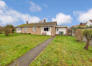 Thumbnail 2 bed semi-detached bungalow for sale in Langley Road, Cantley, Norwich