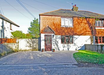 Thumbnail 4 bed semi-detached house for sale in Butlers Place, West Yoke, Ash, Sevenoaks