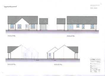 Thumbnail 4 bed detached bungalow for sale in Plot 22 Eastland Park, Isle Of Bute