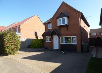 Thumbnail 4 bed detached house for sale in Snowley Park, Whittlesey, Peterborough, Cambridgeshire