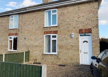 Thumbnail 3 bed property to rent in Wype Road, Eastrea, Peterborough