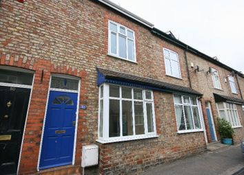 Thumbnail 3 bed terraced house to rent in Westwood Terrace, York