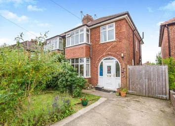 Thumbnail 3 bedroom semi-detached house for sale in Nevinson Grove, York, North Yorkshire, England
