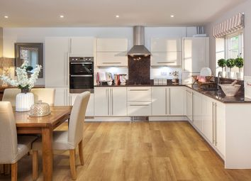 Thumbnail 5 bed detached house for sale in School Lane, Broughton, Hampshire