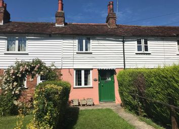 Thumbnail 2 bed terraced house for sale in 2 Pound Cottages, Goudhurst Road, Cranbrook, Kent