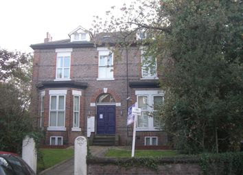 Thumbnail 3 bed flat to rent in Derby Road, Fallowfield, Manchester