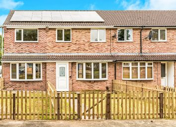 Thumbnail 3 bed terraced house for sale in Shannon Road, Bicester