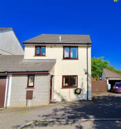Thumbnail 3 bed link-detached house for sale in Seneschall Park, Helston