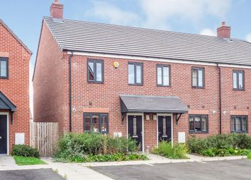Thumbnail 2 bed end terrace house for sale in Soans Drive, Leamington Spa