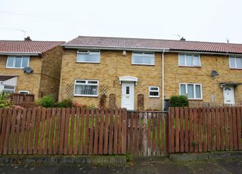 Thumbnail 3 bed end terrace house for sale in Wasdale Road, Slatyford, Newcastle Upon Tyne