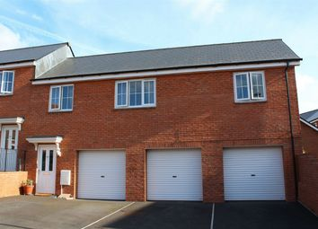 Thumbnail 2 bed flat to rent in Shutewater Orchard, Bishops Hull, Taunton