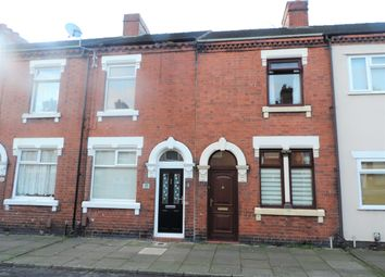 Thumbnail 2 bed terraced house to rent in Welby Street, Fenton, Stoke On Trent