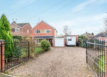 Thumbnail 3 bed detached house for sale in Tenford Lane, Tean, Stoke-On-Trent