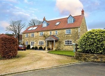 Thumbnail 6 bed property for sale in West Cranmore, Shepton Mallet