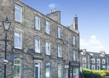 Thumbnail 3 bed flat for sale in Dovemount Place, Hawick