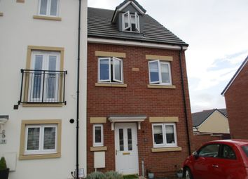 Thumbnail 3 bed property to rent in Bloomery Circle, Newport, South Wales
