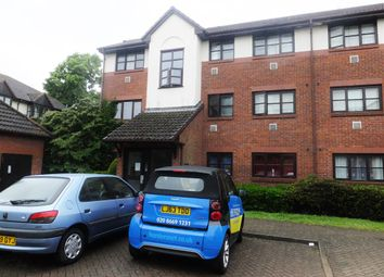 Thumbnail 2 bed flat to rent in Poppy Close, Hackbridge, Surrey