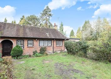 Thumbnail 3 bed bungalow to rent in Long Park, Amersham