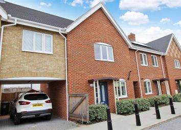 Thumbnail 2 bed terraced house for sale in Orchid Drive, Town Centre, Hemel Hempstead