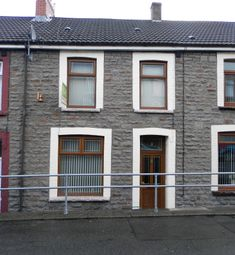 Thumbnail 3 bed terraced house for sale in Morgan Street, Penrhiwceiber, Mountain Ash