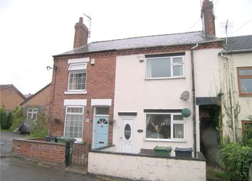 Thumbnail 2 bed terraced house to rent in The Orchard, Fairfield Road, Horsley Woodhouse, Ilkeston