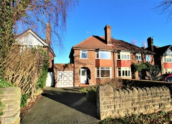 3 bed semi-detached house for sale in Russell Drive, Wollaton, Nottingham NG8