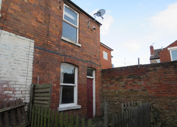 2 bed end terrace house for sale in Gordon Grove, Nottingham NG7