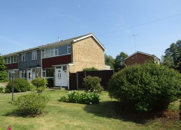 Thumbnail 3 bedroom end terrace house for sale in Falcon Green, Farlington, Portsmouth
