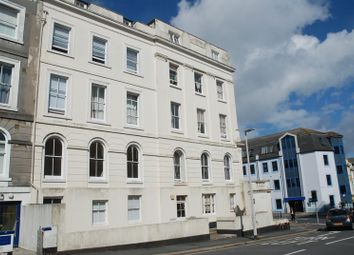 Thumbnail 3 bed flat to rent in Lockyer Street, Plymouth