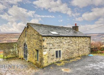 Thumbnail 5 bed detached house for sale in Priestley Ing Farm, Cragg Vale, Hebden Bridge
