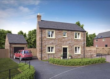 Thumbnail 3 bed detached house for sale in Lund Lane, Killinghall, North Yorkshire