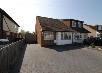 Thumbnail 2 bed semi-detached bungalow for sale in Kimberley Road, Benfleet