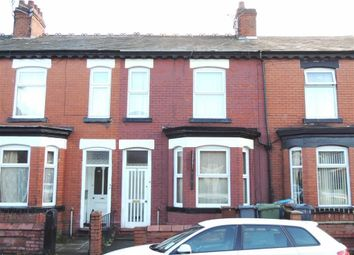 Thumbnail 4 bedroom terraced house for sale in Meade Grove, Longsight, Manchester