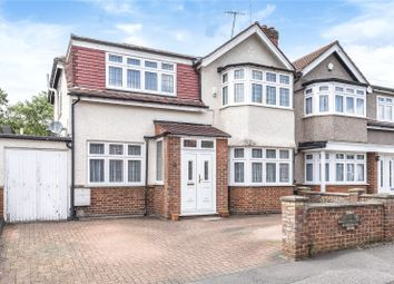 Thumbnail 5 bed semi-detached house for sale in Rofant Road, Northwood, Hertfordshire