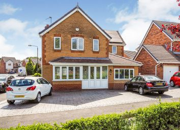 4 bed detached house for sale in Lawnlea Close, Sunnyhill, Derby DE23