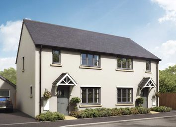"Thumbnail 3 bed semi-detached house for sale in ""The Berkeley"" at Great Stoke Way, Harry Stoke, South Gloucestershire, Bristol"