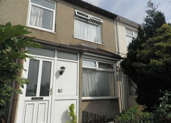 Thumbnail 4 bed terraced house to rent in Enfield Road, Fishponds, Bristol