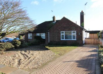 Thumbnail 3 bedroom semi-detached bungalow for sale in Sunningdale Avenue, Ipswich