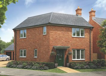 Thumbnail 3 bed detached house for sale in Woburn Drive, Thorney, Peterborough