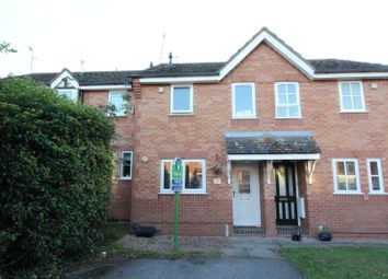 Thumbnail 2 bedroom terraced house for sale in Halifax Close, Skellingthorpe, Lincoln, Lincolnshire