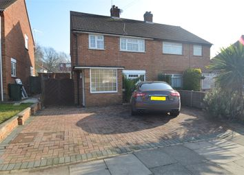 Thumbnail 3 bedroom semi-detached house for sale in Ramillies Road, Mill Hill, London
