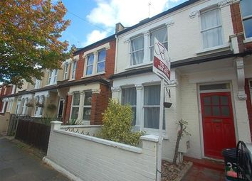 Thumbnail 3 bed terraced house for sale in Hotham Road, London