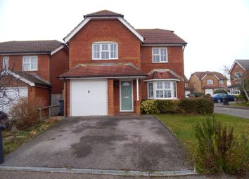 Thumbnail 4 bedroom detached house to rent in Hamble Road, Stone Cross, Pevensey