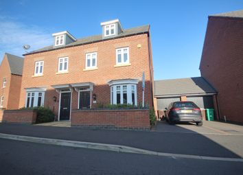 3 bed semi-detached house for sale in Cossethay Drive, Nottingham NG8