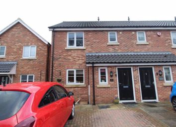 Thumbnail 3 bed end terrace house for sale in Seamans Cottages, Sidegate Road, Hopton, Great Yarmouth