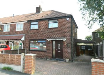 Thumbnail 2 bedroom end terrace house for sale in Crompton Avenue, Breightmet, Bolton, Lancashire