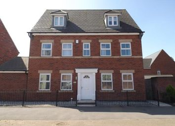Thumbnail 5 bedroom detached house for sale in Hornbeam Way, Kirkby-In-Ashfield, Nottingham