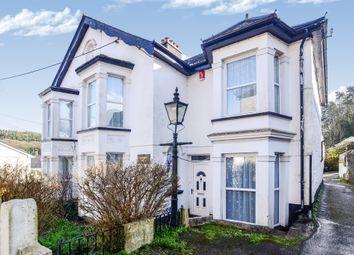 Thumbnail 4 bed semi-detached house for sale in Annerley Villa, Chapel Street, Gunnislake