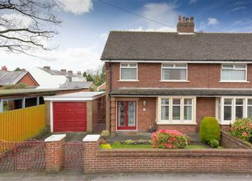 Thumbnail 3 bedroom semi-detached house for sale in Victoria Road, Kirkham, Preston